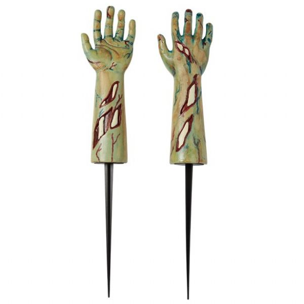 Zombie Arms Yard Stakes